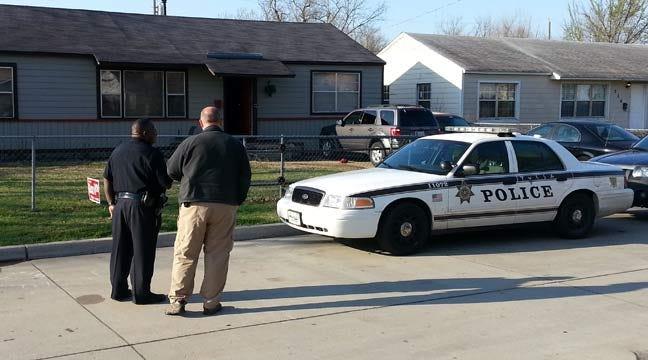 Police: Tulsa Woman Stabs Grandfather