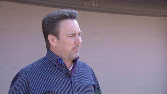 Tulsa Man Hopes Surveillance Video Sinks Golf Club Thief