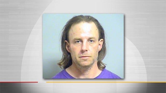 Victim Finds Tulsa Man Sleeping In Stolen Van
