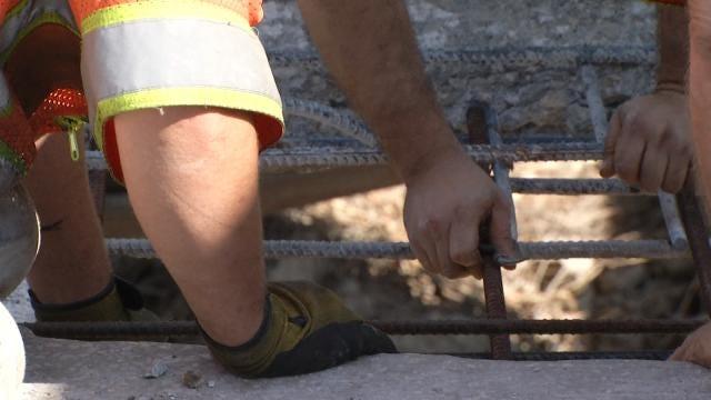 Crews Make Emergency Repairs To Highway 169 Bridge