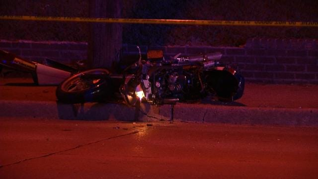 Pro Racer Killed In Tulsa Motorcycle Wreck A Shock To Family, Friends