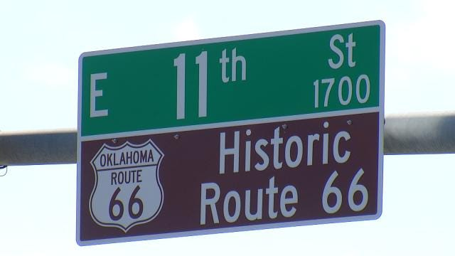 Urban Planners Study Future Of Route 66 In Tulsa