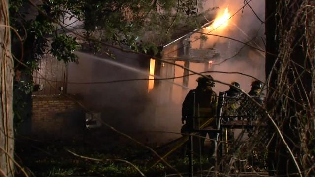 Elderly Turley Man Saves Wife From Fire
