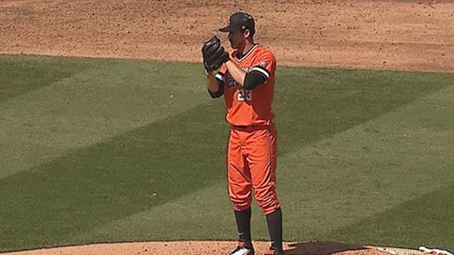 OSU Baseball: Freeman Continues To Rock The Big 12