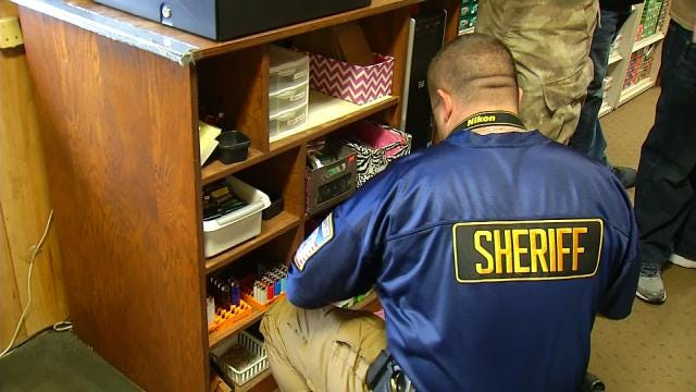 Search Warrant Served On Owasso Smoke Shop, Others In 'K-2 Crackdown'