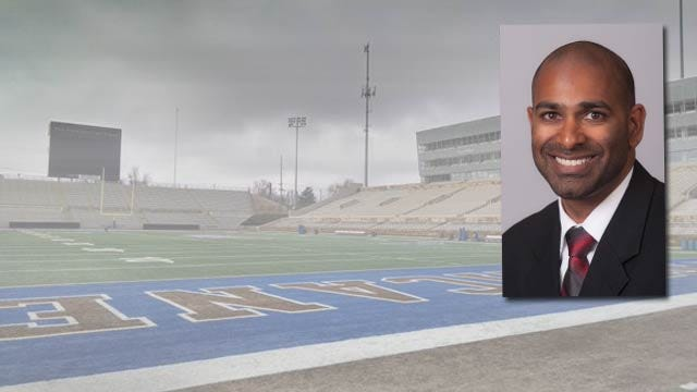 Tulsa Football: Montgomery Names Assistant Director of Football Operations and Recruiting