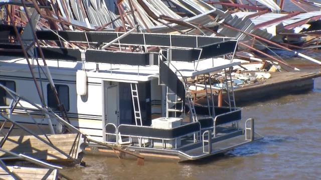 Lengthy Storm Cleanup Closes Westport Marina For Summer, Owner Says