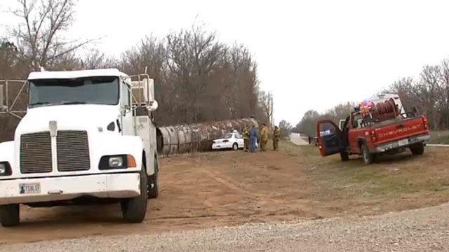 Arkansas Woman Dies When Car Hits Water Tank Near Haskell