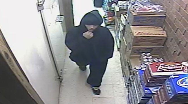 Skiatook Police Search For Armed Robber