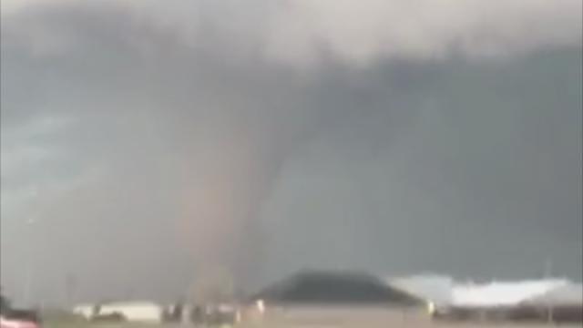 Weather Service Classifies Sand Springs Tornado As EF-2