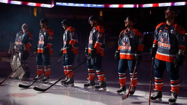 Oilers Fall 3-2 In Overtime Loss To Allen