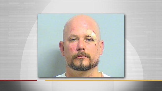 Coweta Man Arrested For DUI, Assaulting Officers