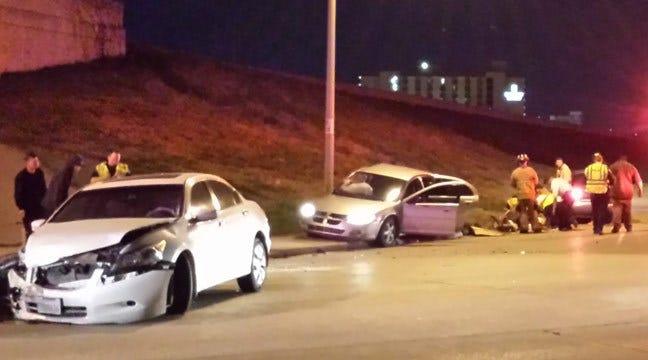 Tulsa Man Arrested After Crash Involving Infant