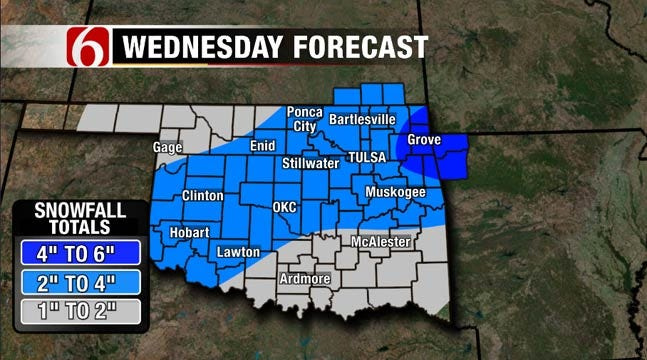 Dick Faurot's Weather Blog: Round Three Wednesday