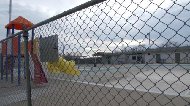 Money Keeping West Tulsa Pool Afloat, Drying Up