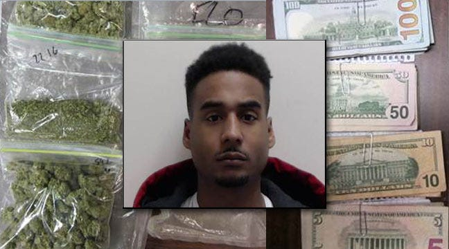 Police: Owasso Man Arrested With Drugs And Money