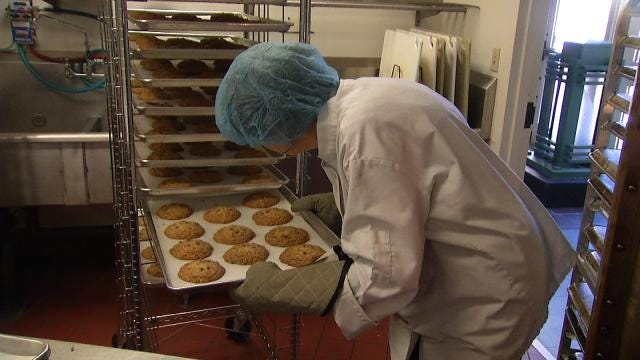 Bakery Cooks Up Second Chance For Homeless Tulsans