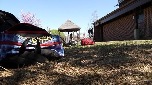 Fundraiser Being Held To Help Children Affected By Sand Springs Tornado