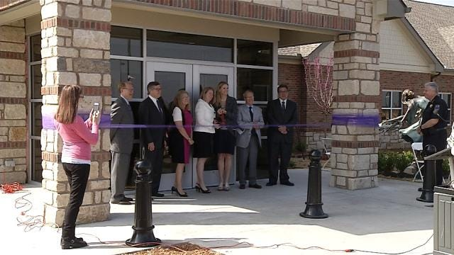 New Tulsa Shelter Opens For Domestic Violence Victims