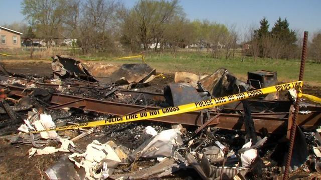 Ochelata Woman Dies In Electrical Fire