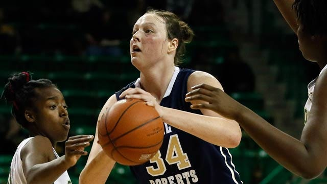 ORU WBB: McIntyre Named To AP All-America Honorable Mention Team