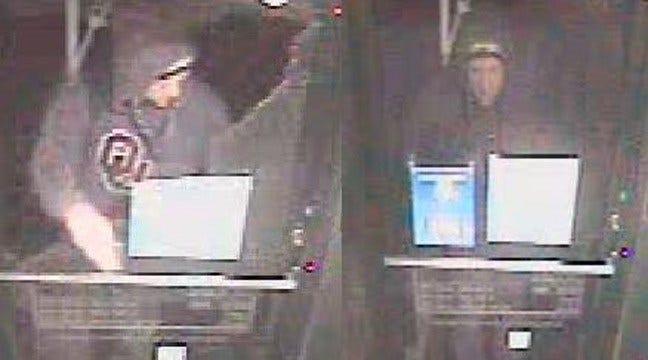 Tulsa Police Search For U.S. Cellular Store Burglar