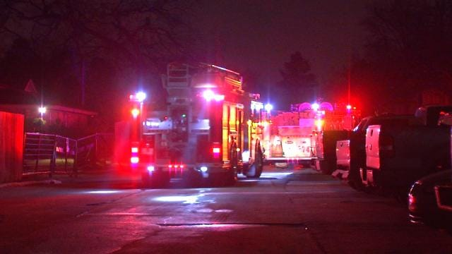 Cooking Fire Damages Two Tulsa Apartments