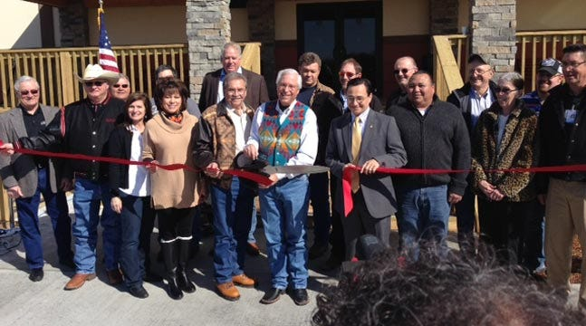 Cherokee Nation Opens Casino In Nowata County
