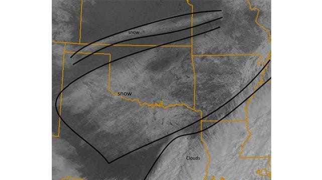 Dick Faurot's Weather Blog: What Happened Yesterday?