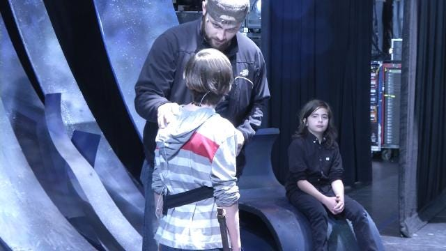 Two Tulsa Boys Perform In Camelot At Performing Arts Center