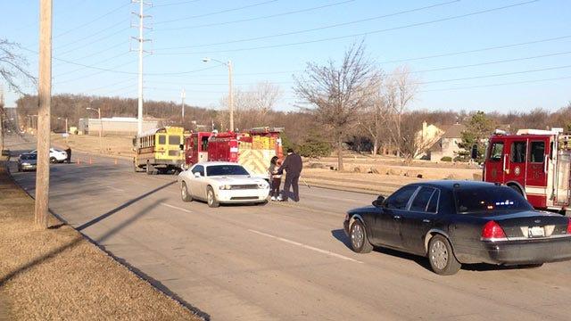 13-Year-Old Tulsa Girl Struck By Car