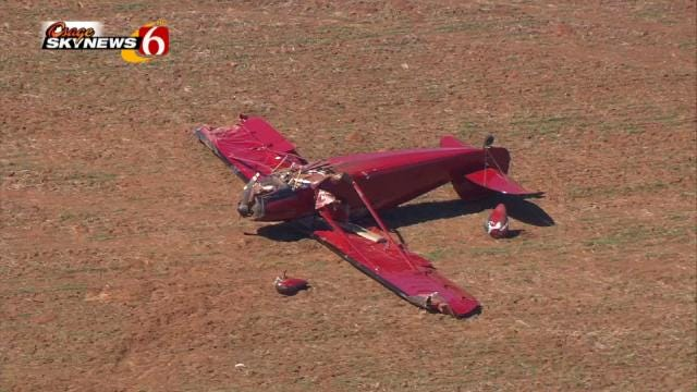 19-Year-Old Pilot Makes Forced Landing Near Bixby