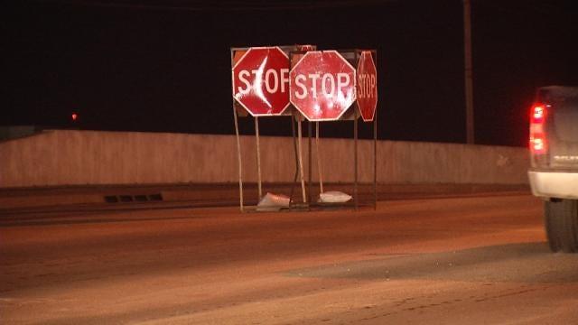 Traffic Light Back In Service At Elm And BA Expressway In Broken Arrow