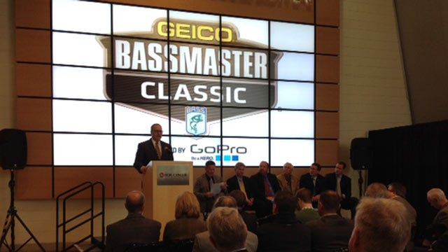 Bassmaster Classic Returning To Grand Lake, Tulsa in March 2016