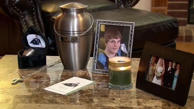 Questions Loom For Tulsa Woman 4 Years After Son's Death