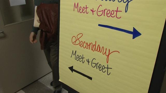 TPS Holds Meet-And-Greet, Hopes To Fill Several Positions