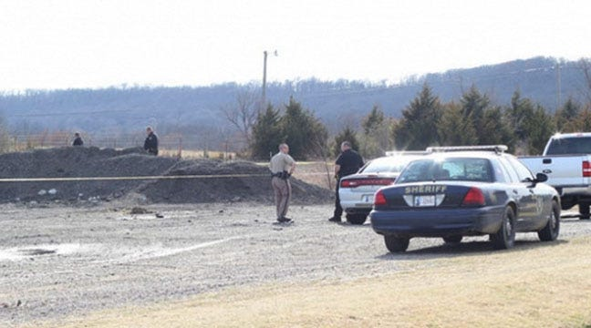 Woman's Remains Found Outside Henryetta Motel