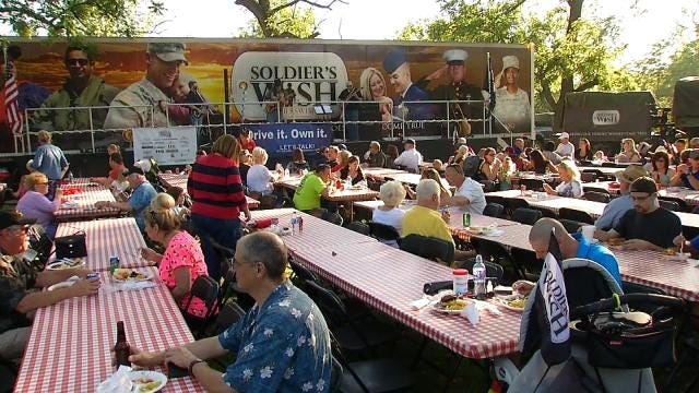 Largest BBQ Competition Heating Up In Bixby