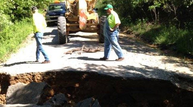 Creek County Commissioners Declare Flooding Emergency