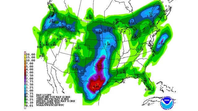 Dick Faurot's Weather Blog: Enjoy The Nice Weather While It Lasts