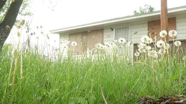 City Of Tulsa Working To Remove Neglected, Abandoned Homes