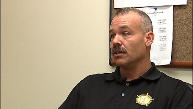 Tulsa County Sheriff Major Tom Huckeby To Retire July 31