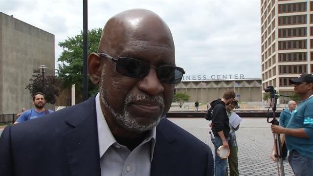 New Group Calls For Tulsa Sheriff's Resignation, DOJ Investigation