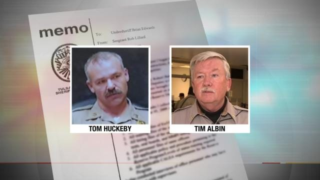 EXCLUSIVE: Deputy Claims Allegations Against Sheriff's Office Are True