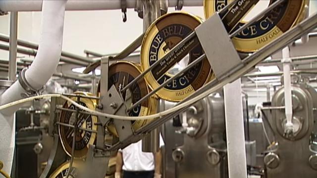 Blue Bell Ice Cream Announces Layoffs, Furloughs