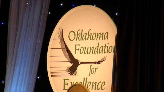 Oklahoma Foundation For Excellence Honors Top Students, Faculty