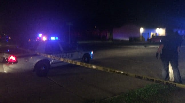 Three Wounded, One Critically In North Tulsa Shooting