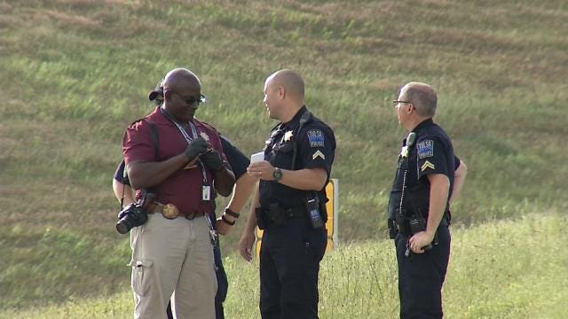 Tulsa Man Jailed After Drive-By Shooting On Gilcrease Expressway