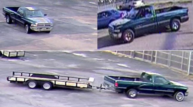 Tulsa Police Search For Man Connected To Several Trailer Thefts