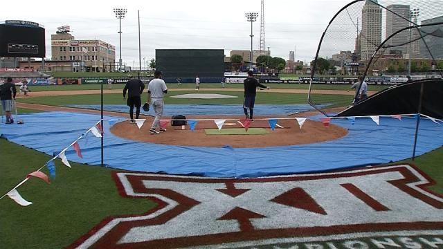 City Of Tulsa Ready To Host Big 12 Baseball